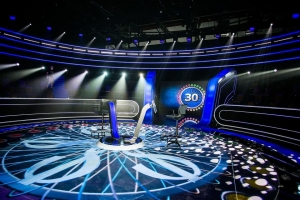 "Compulite's Vector consoles join forces all the way to the Million as ""Who Wants to Be a Millionaire"" returns to the screen"